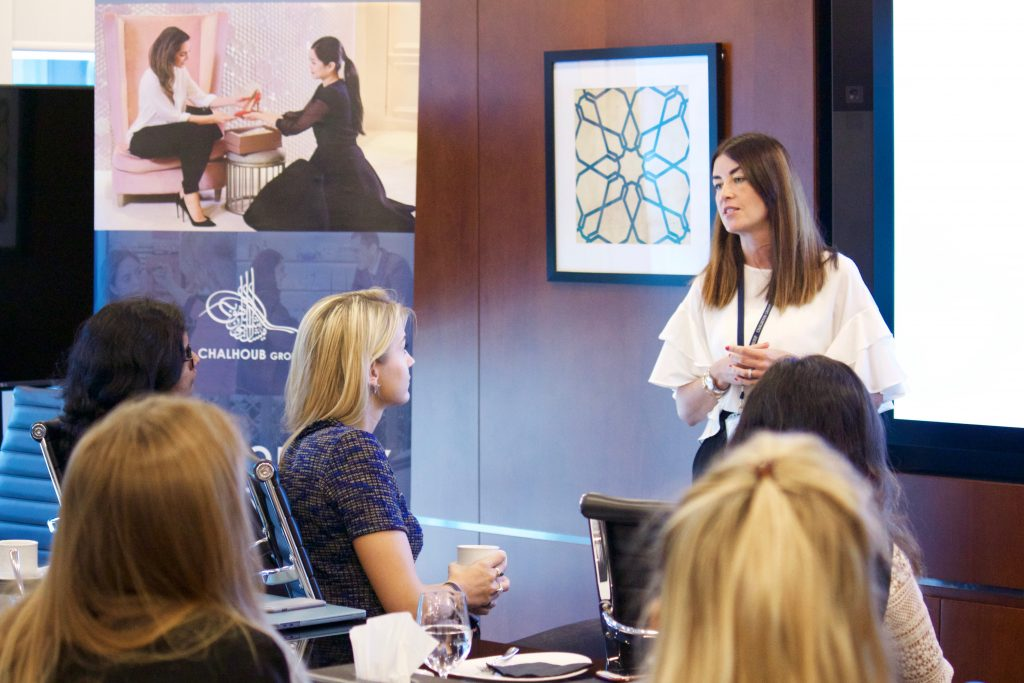 Empowering Women in The Digital World: Chalhoub and Hopscotch Digital Women Open Morning