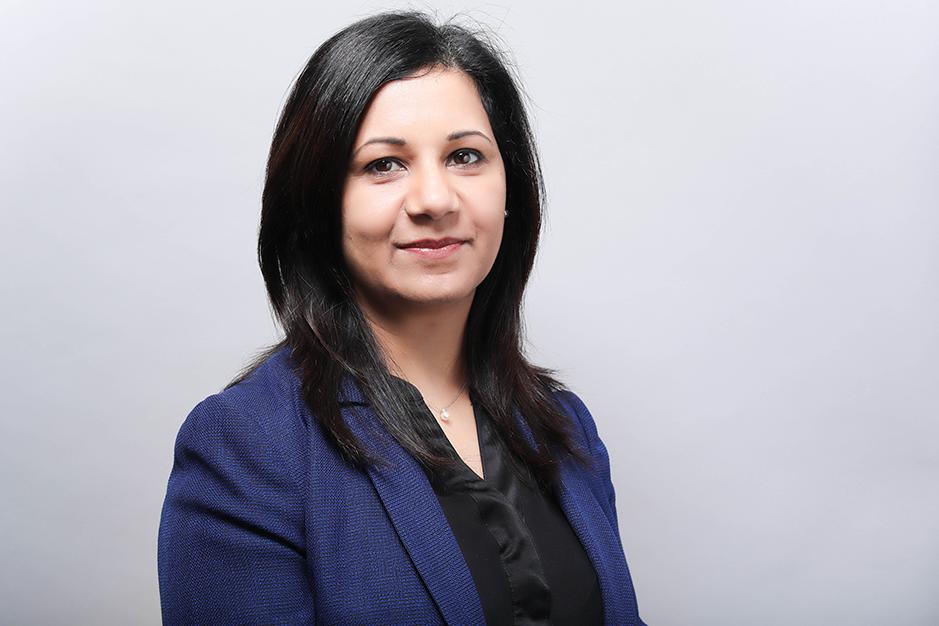 WEPS UAE Industry Insiders presents:Reena Vivek for Zurich International
